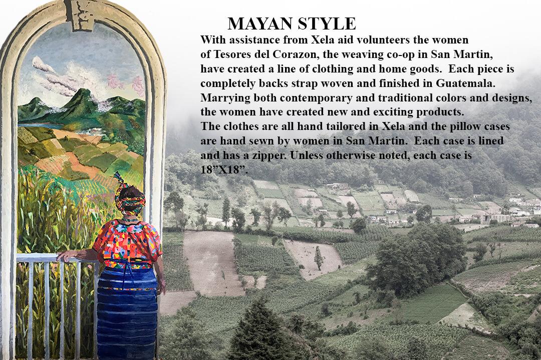 mayan style background