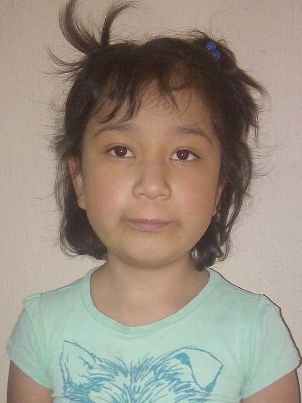 Tania Elizabeth Calderon Martinez