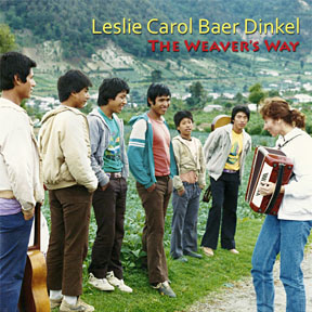 CD - The Weaver's Way by Leslie and Friends