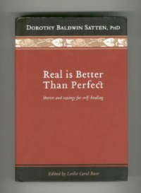 Book - Real is Better Than Perfect